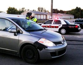 'Drive Sober or Get Pulled Over' campaign begins Friday
