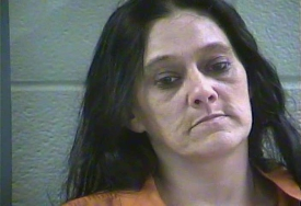 London Police arrest woman on I-75 Exit 41 with meth