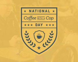 """London Police announce """"Coffee with a Cop"""" on October 4th, program brings law enforcement and citizens together"""