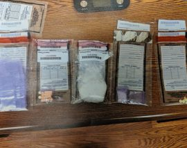 London Police arrest two for drugs and endangering the welfare of a minor